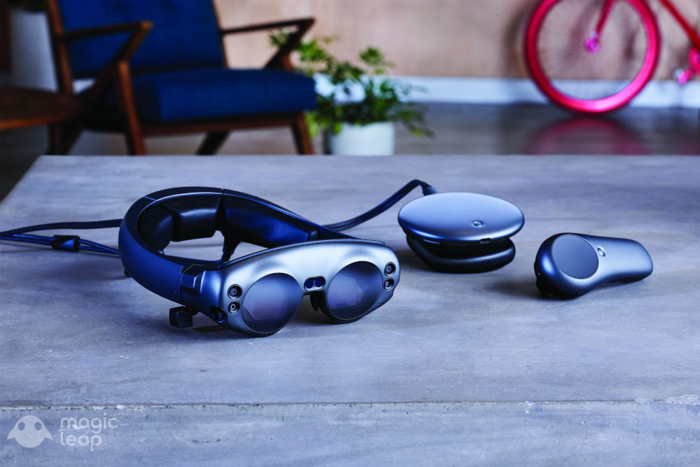 Mixed Reality launch: Magic Leap One ships to creators for 2295 Dollar