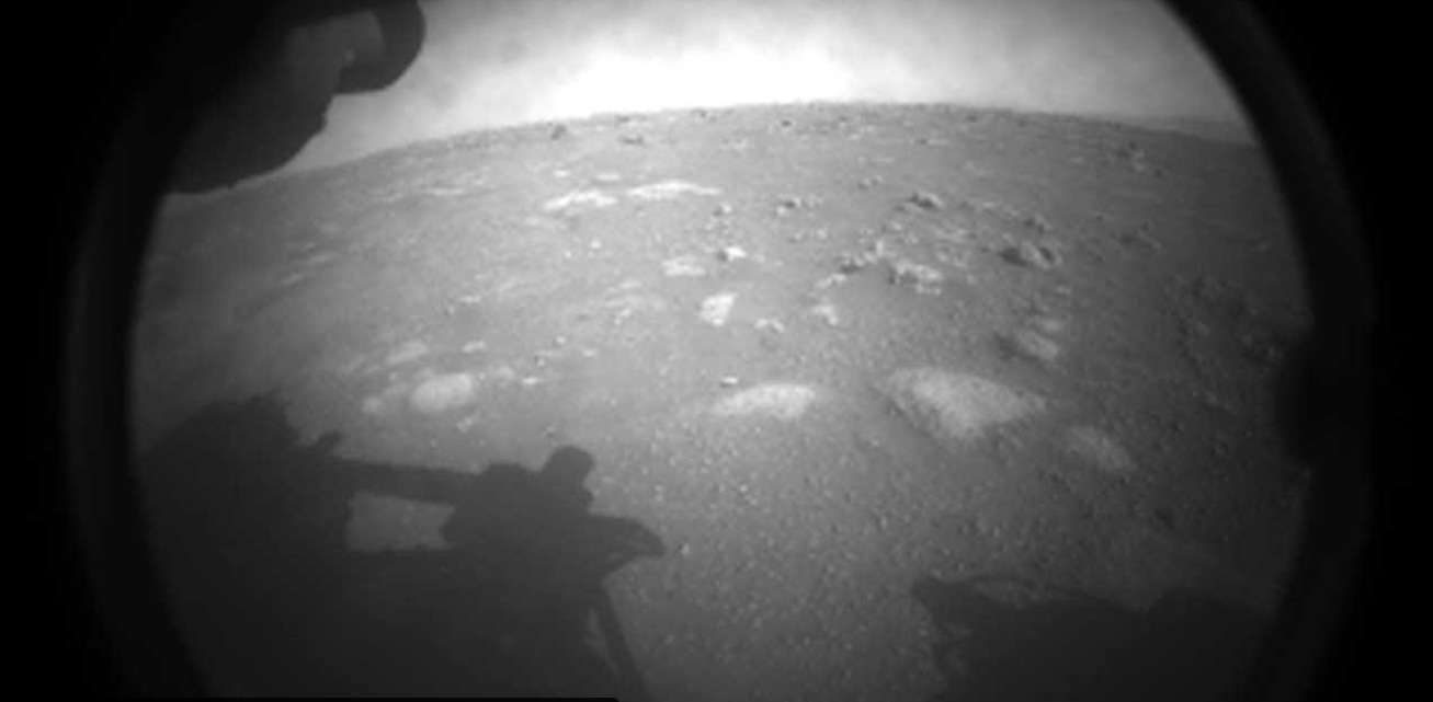 Mars rover Perseverance streams from Mars with ... FFmpeg
