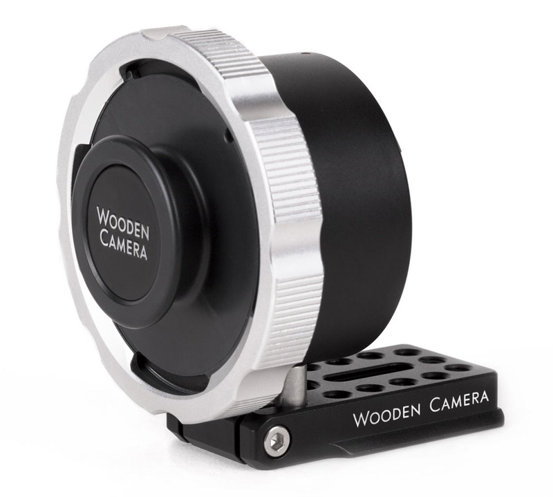 Nikon Z Mount to PL Mount Adapter from Wooden Camera