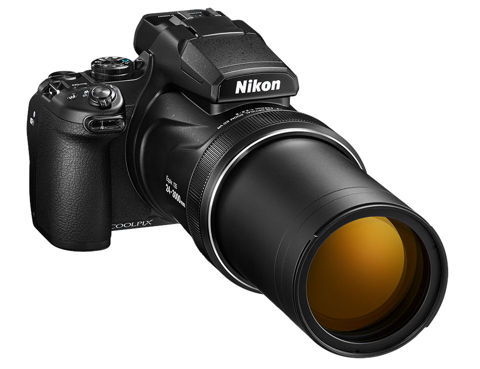New Nikon COOLPIX P1000 with 125x optical zoom