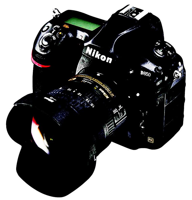 Nikon D850 - tatsächlich 4K-Aufnahmen mit voller Sensorfläche