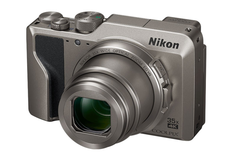 New Nikon COOLPIX A1000 compact camera offers 35x Zoom and 4K -- more Nikon Z models to follow?