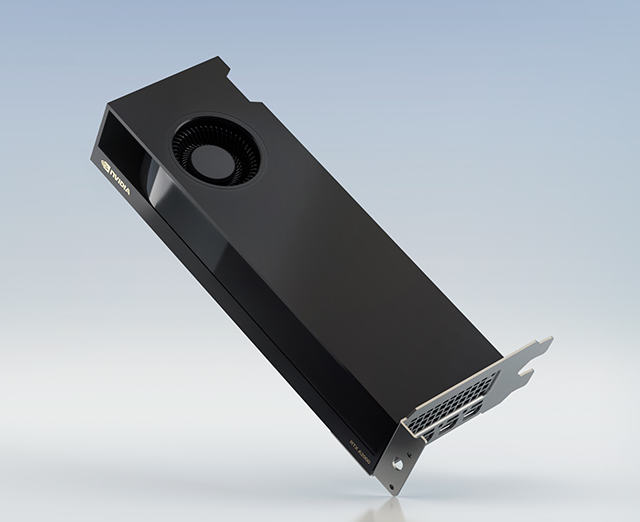 Nvidia RTX A2000: New compact GPU for professional users