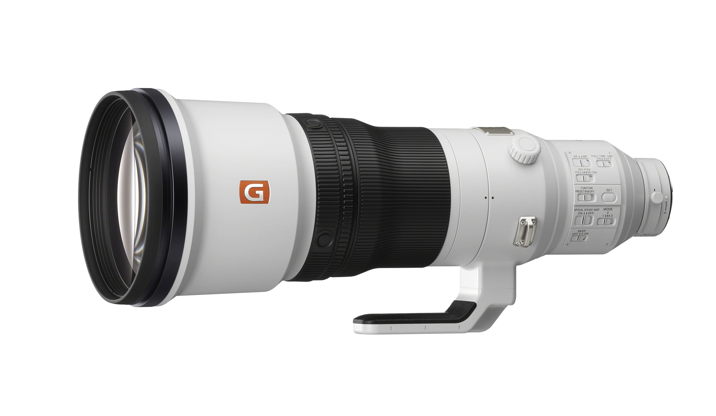 Sony: 600 mm F4 Super-Tele and 200-600 mm F5.6-6.3 Super-Telezoom lens for E-Mount