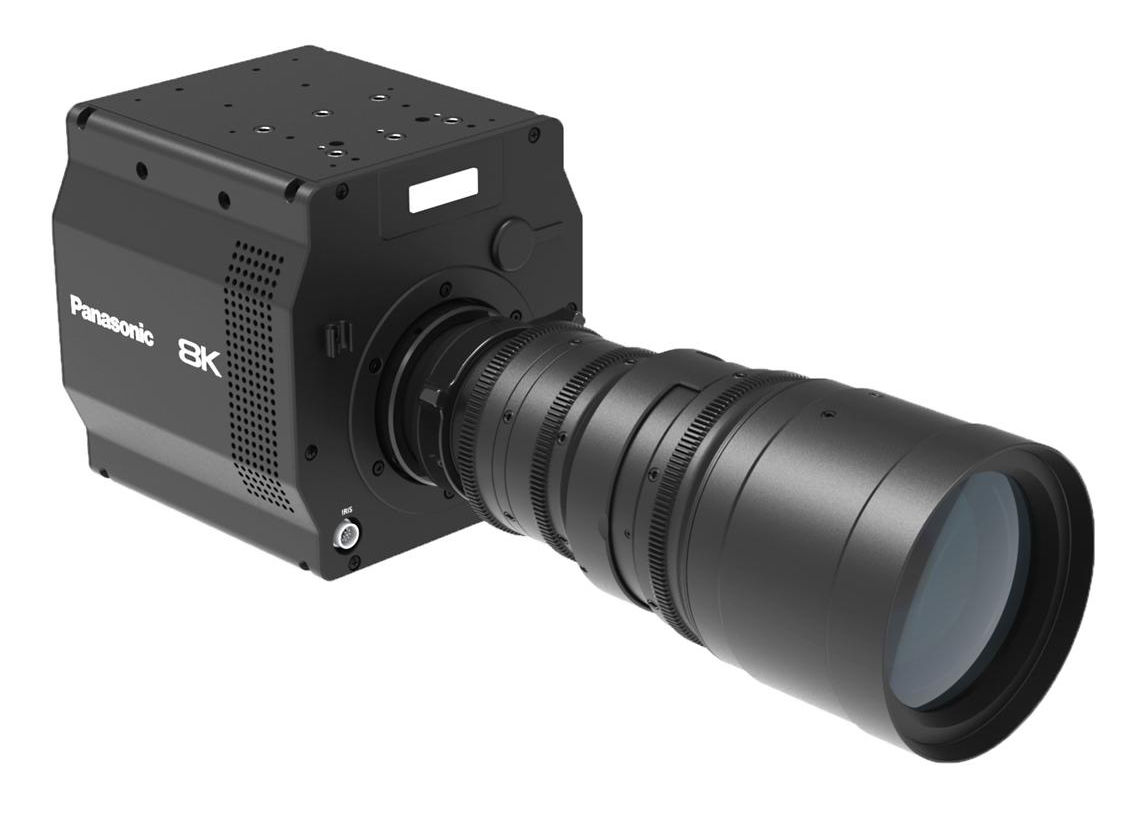 First Panasonic 8K camera with organic sensor arrives in late 2019