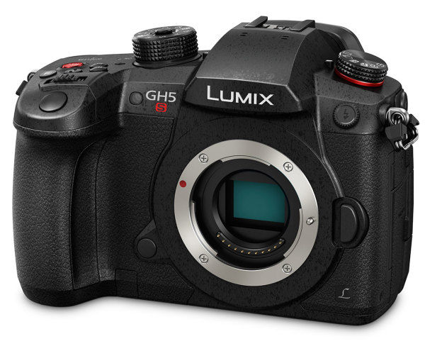 New firmware for Panasonic GH5(s) addresses autofocus performance