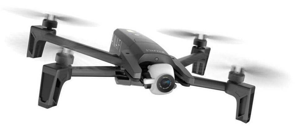 Parrot Anafi: 4K HDR Mini Bag Drone