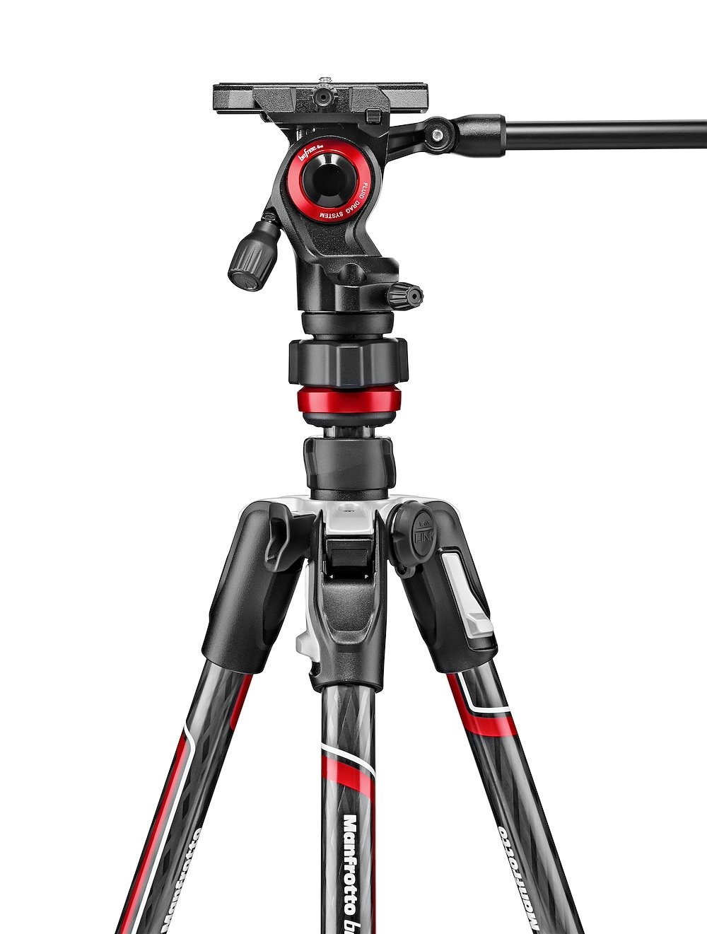 Even lighter: Manfrotto Befree Live Carbon Video Tripod