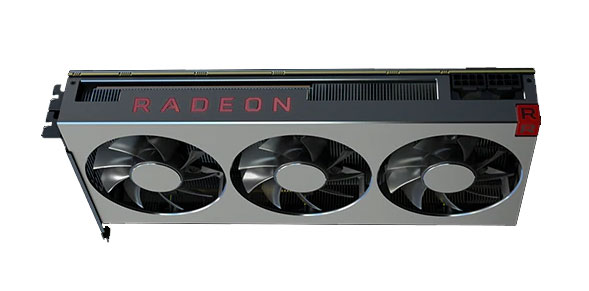 AMD's Radeon VII graphics card - New insider tip for video editing?