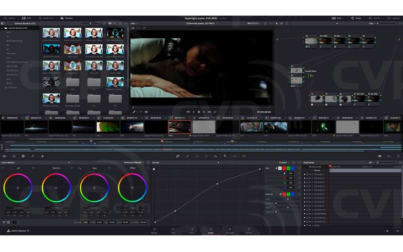 Blackmagic DaVinci Resolve 15.2.3 update brings several performance improvements