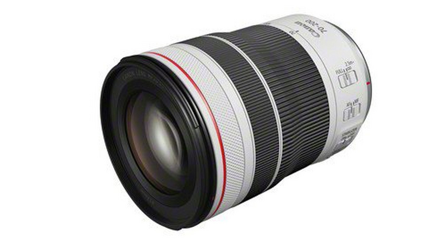 Canon introduces RF 50mm F1.8 STM and RF 70-200mm F4L IS USM full frame lenses
