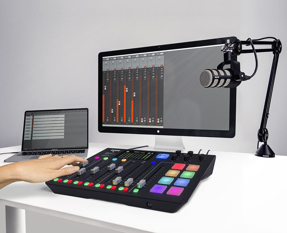 RØDECaster Pro firmware update brings MIDI support and new soundpad modes