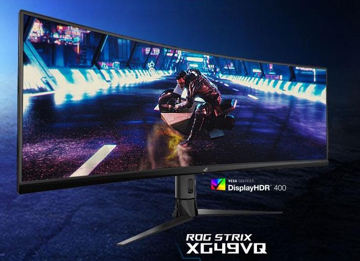 Asus: Three new ROG Strix XG HDR monitors // CES 2019