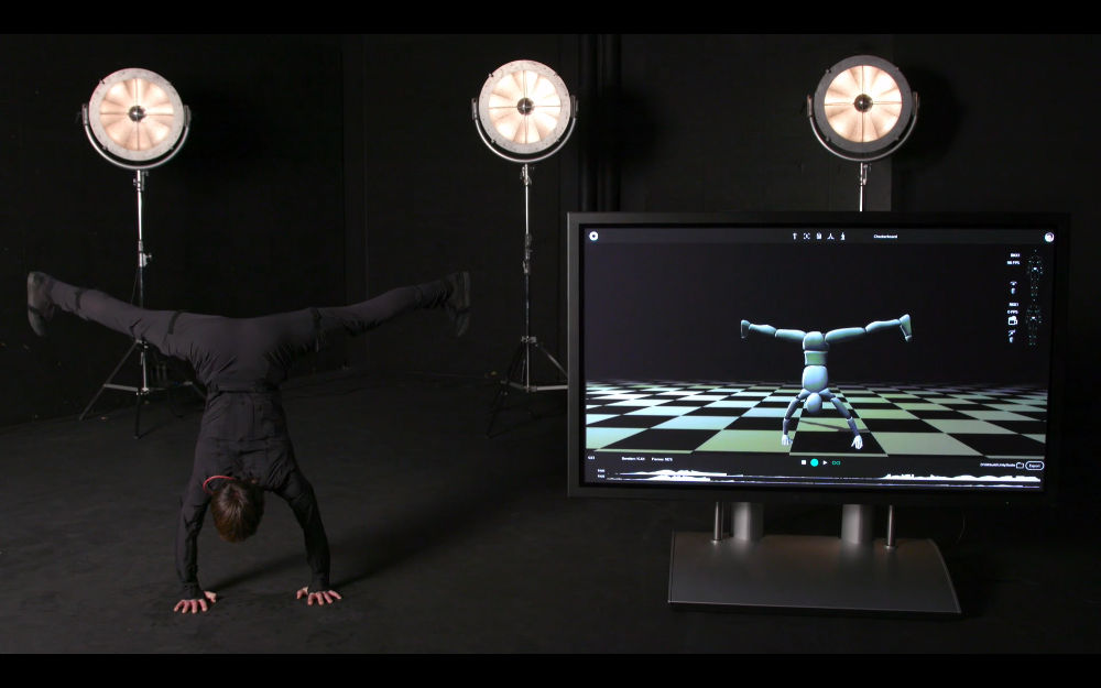 Rokoko Smartsuit Pro - Low budget motion capture via gyro sensors