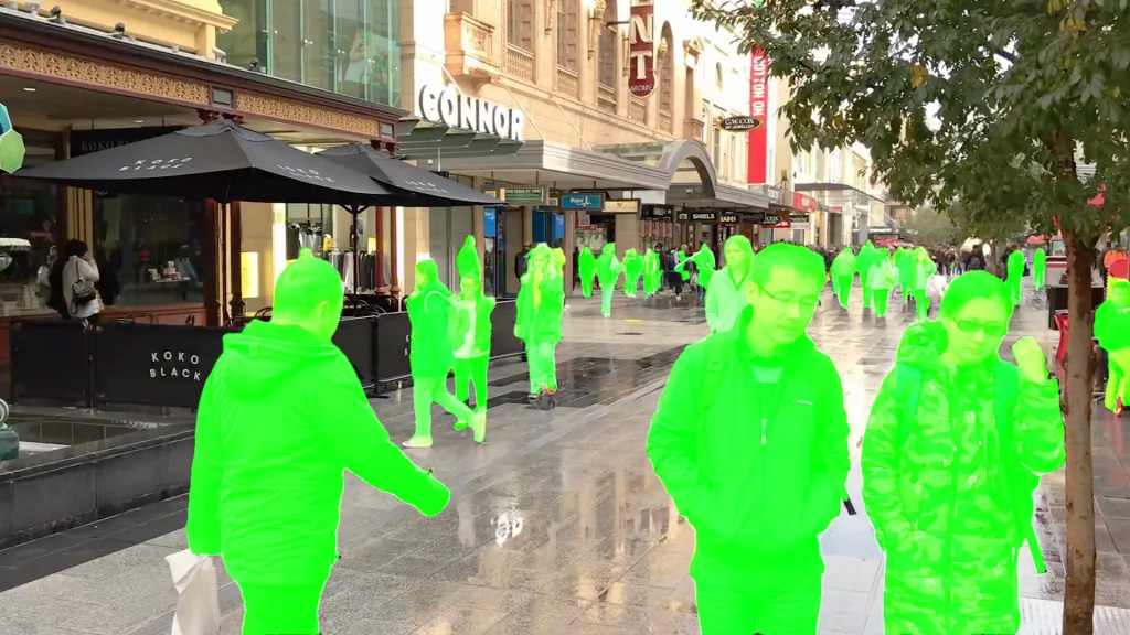Artificial intelligence helps with rotoscoping - Kognat Rotobot