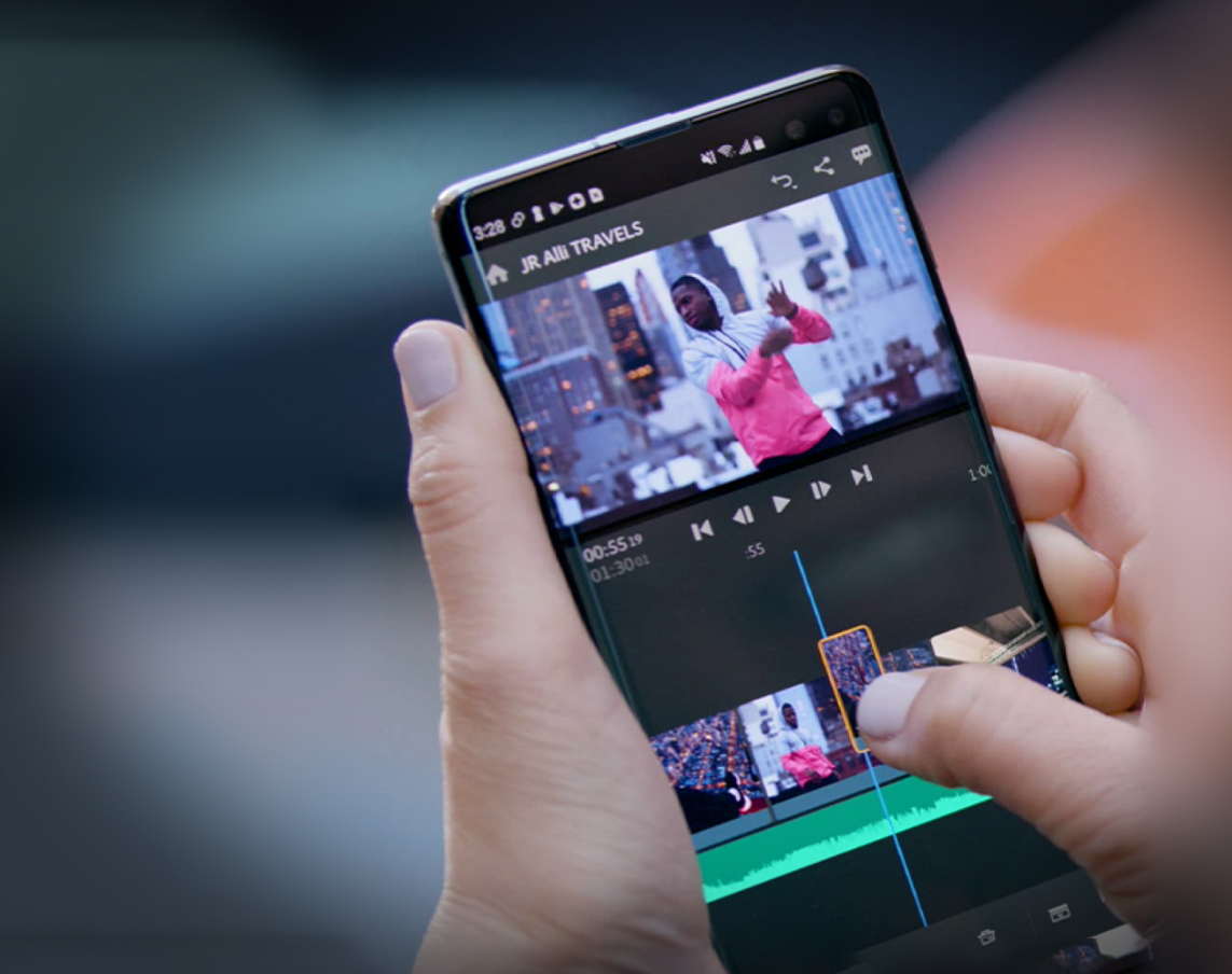 Adobe Premiere Rush for Android available for download