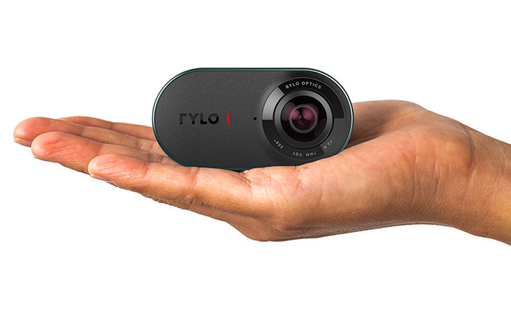 Rylo 360° Camera -- shoot first, frame later