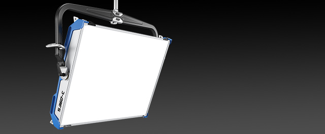 Videotutorial: ARRI Skypanel 360 - große Lichtfläche für optimalen Wrap