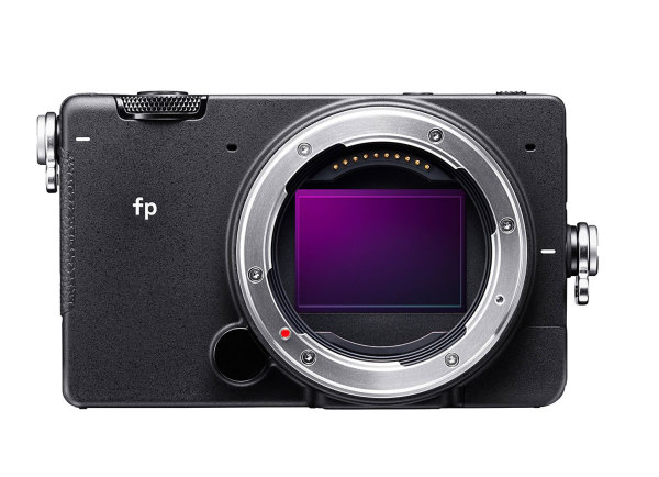 Sigma fp: Firmware 3.00 brings new features