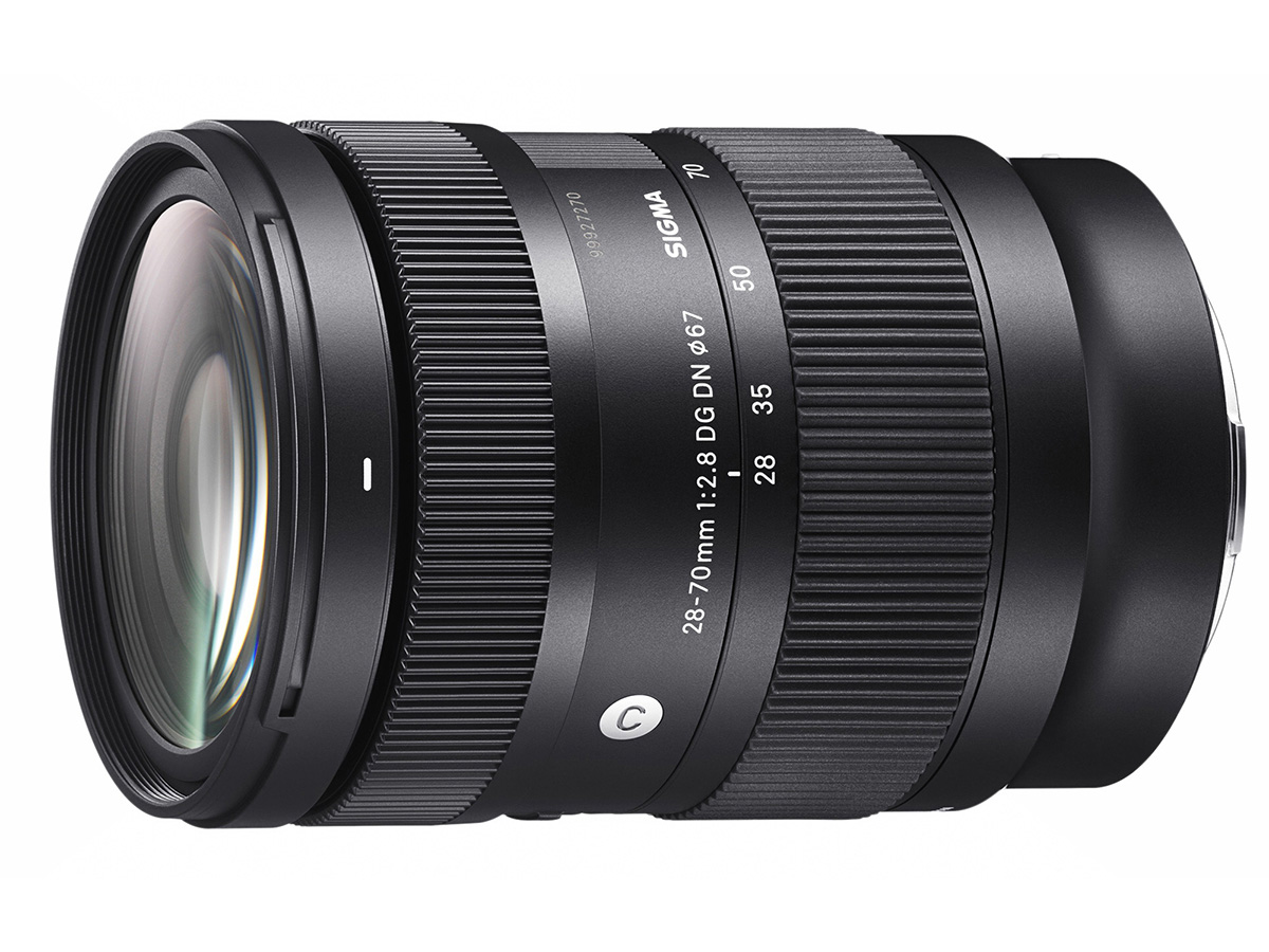 SIGMA 28-70mm F2.8 DG DN   Contemporary - Lightweight and affordable full-frame zoom for E- and L-mo