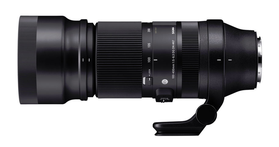 Sigma announces new tele-zoom 100-400mm F5-6.3 DG DN OS Contemporary and three more L-mount lenses