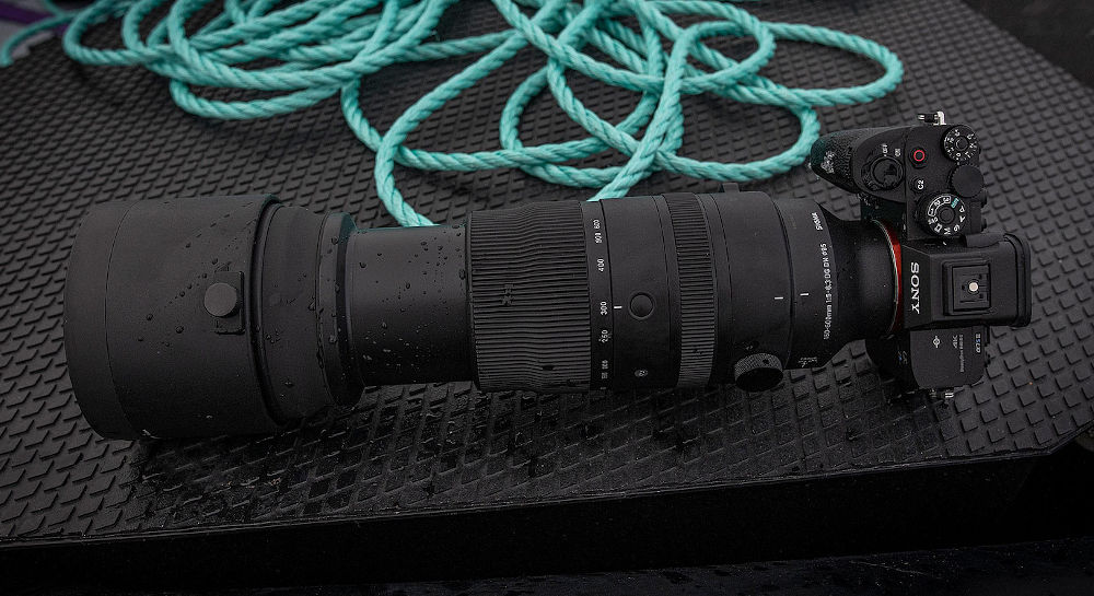Sigma announces 150-600mm F5-6,3 DG DN OS | Sports for E- and L-mount