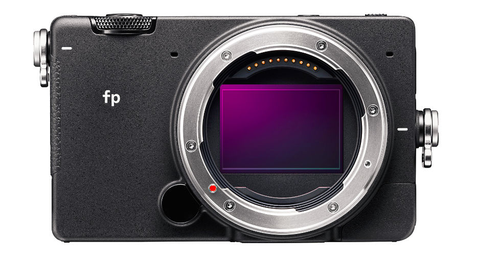 Sigma fp -- compact RAW-camera with fullframe sensor and L-Mount