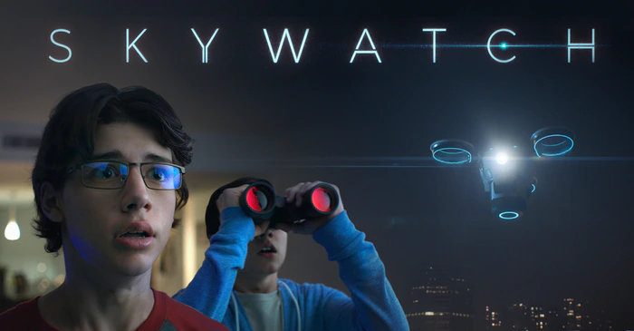 SKYWATCH - Hollywood-ready SciFi short film with Blender and Kickstarter