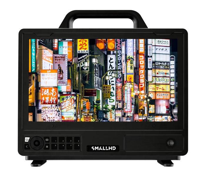 New SmallHD Cine 13 4K production monitor - portable and bright