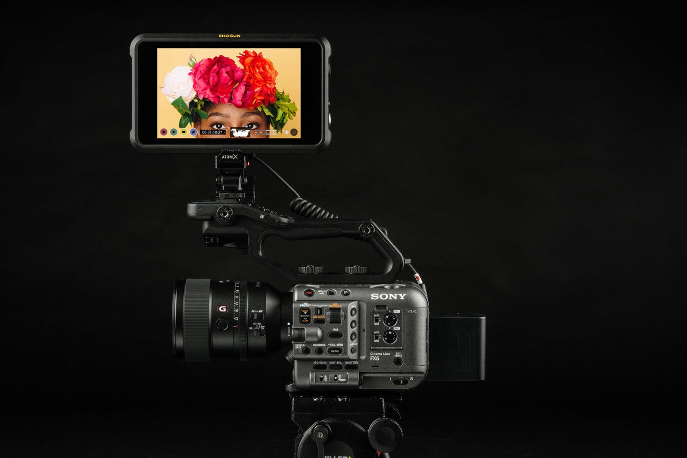 Atomos Shogun 7 update enables DCI 4Kp60 ProRes RAW capture with Sony FX6