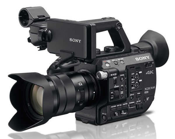 Corrected HLG firmware update v4.02 for Sony FS5 is available