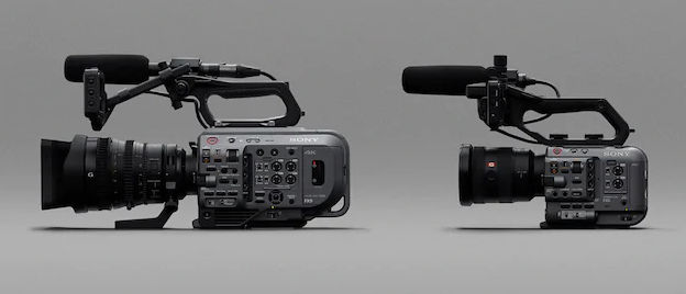Sony firmware updates 2021 - FX6, FX9 get 4Kp120 RAW out, XDCAM camcorder better HDR-workflows