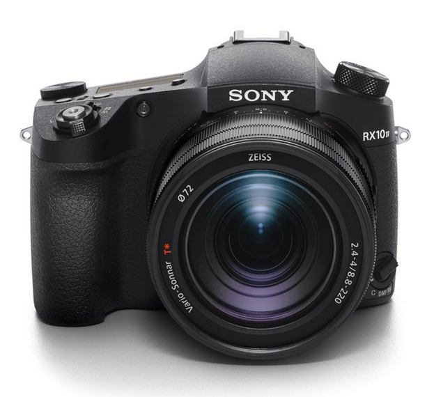 Sony Introduces RX10 IV Compact Camera -- Improved Autofocus, S-Log3