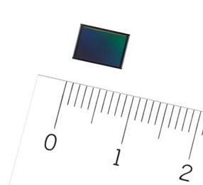 Record resolution: Sony sensor for 48 megapixel smartphones