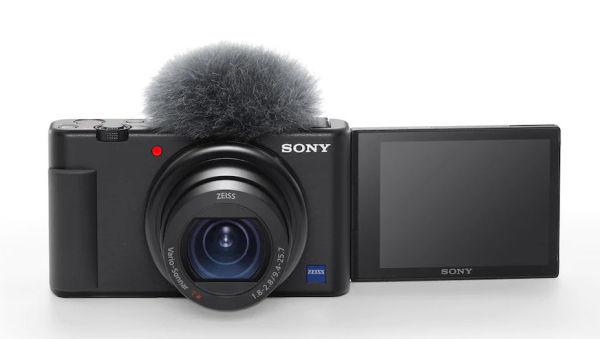 Firmware update 2.0 for Sony ZV-1 brings better live streaming via USB