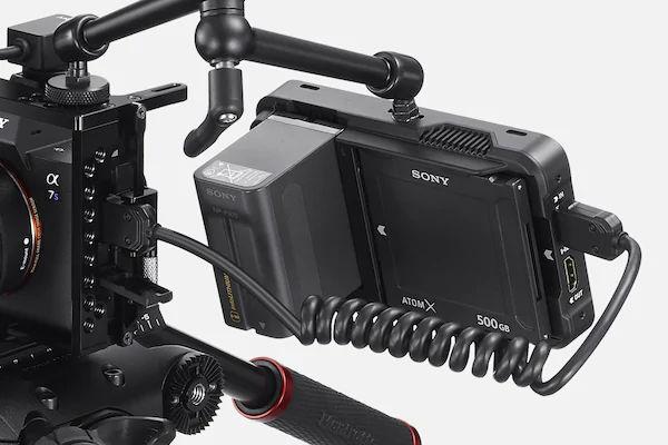 Sony A7S III + Atomos Ninja V = 12bit ProRes RAW recording