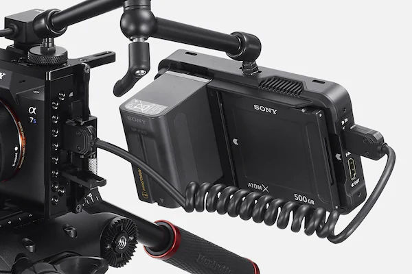 Sony A7S III - Atomos Ninja V update for ProRes RAW recording is available