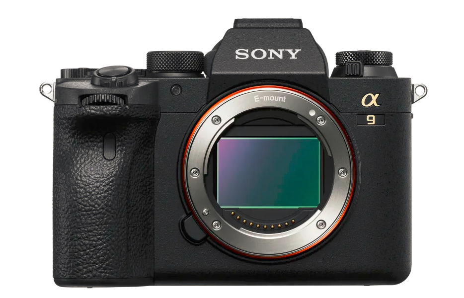 Sony Alpha 9 II -- connected fullframe camera for professional photography