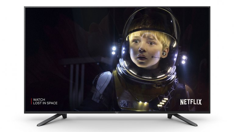 Sony Bravia OLED/LCD 4K TVs AF9/ZF9 with Netflix Calibrated Mode // IFA 2018