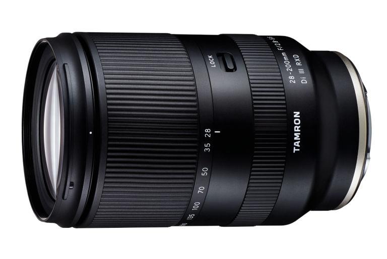 Tamron announces Travel zoom lens 28‑200mm F/2.8-5.6 for E-mount