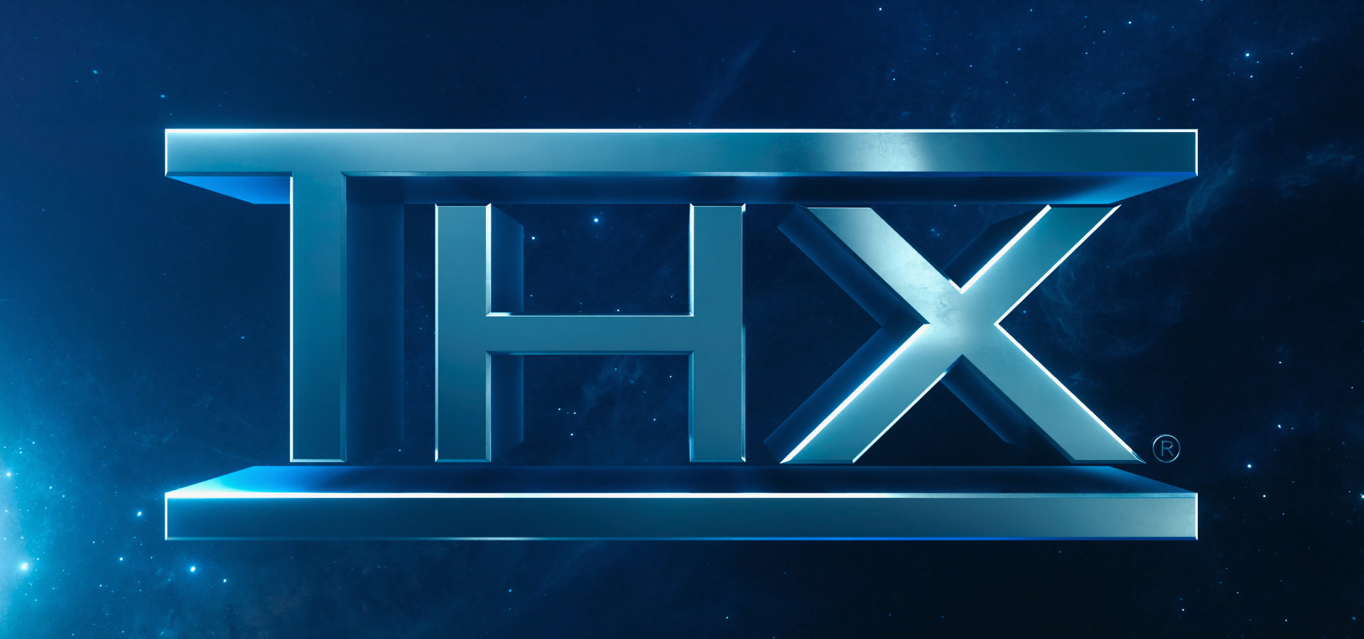 The new THX trailer Deep Note 2019 is ready - made by Andrew Kramer!