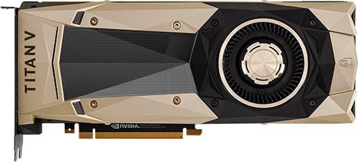 Nvidia introduces Volta as Titan V for 2999 Dollar