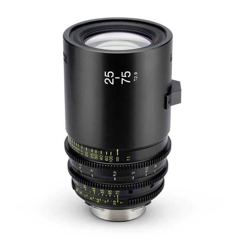 Tokina Cinema announces 25-75mm T2.9 zoom lens