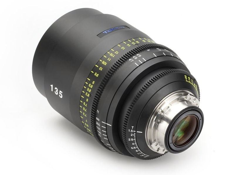 Tokina Vista Cinema 135mm T1.5 announced // IBC 2019