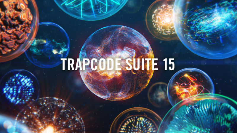 Trapcode Suite 15 for After Effects -- introduces new Dynamic Fluids Engine