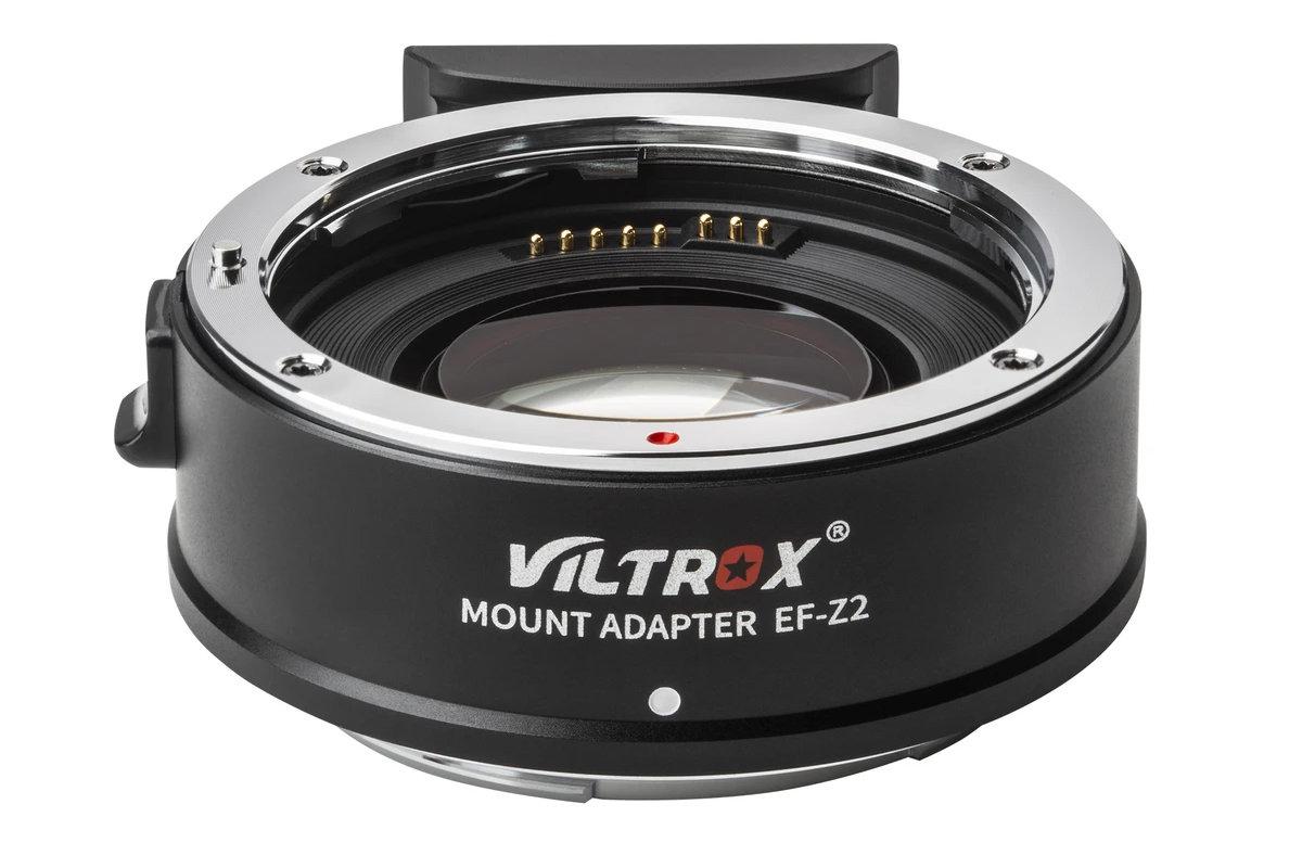 Viltrox SpeedBooster Canon EF to Nikon Z