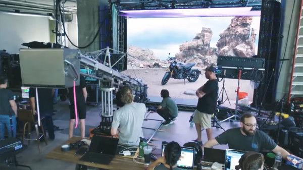 virtuelle-Filmproduktion
