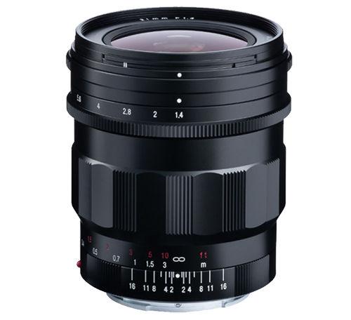 New wide-angle lens: Voigtländer 21mm / 1:1,4 Nokton aspherical for E-mount