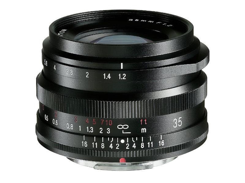 Cosina announces Voigtländer Nokton 35mm F1.2 for X-mount