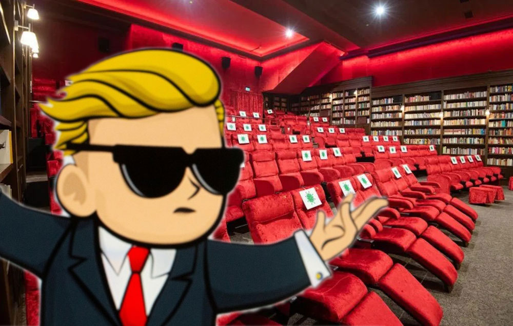 Have Reddit investors saved the American cinema chain AMC?
